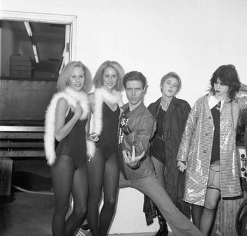 Punk Fashion Show 24 septembre 24, 1977