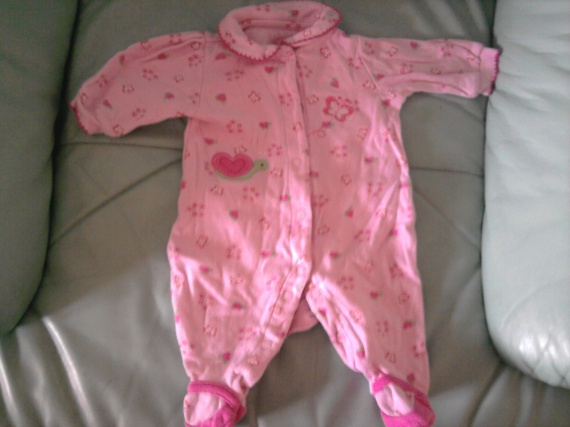 Carter's Pyjama naissance 3€