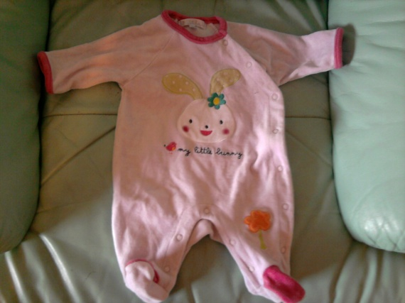 Pyjama Kitchoun 1 mois 3€