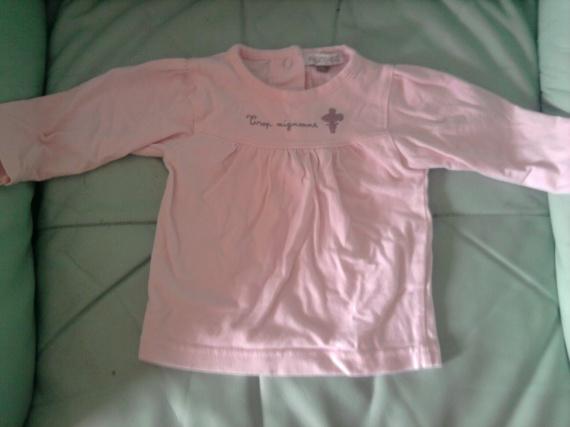Tee shirt 3 mois 1.5€