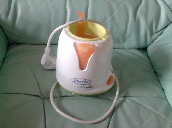 Babymoov Chauffe bib & petits pots 4€