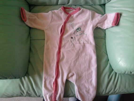 Kitchoun Pyjama 9 mois 2€