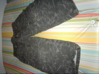 pantalon style camouflage 3 ans vetbb et petitga