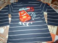 "ss pul marine ""cars"" 4 ans ALISON4518"
