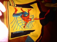 5ans ensemble spiderman : le pull ...karinenzolea