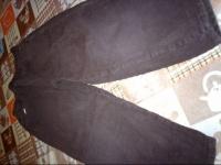 pantalon velours marron 5anS DONNE ellanoyatite