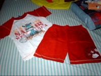 pyjashort 4ans 2€50  alison4518