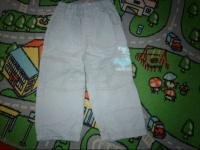 pantalon gris clair donné vet bb et petitga