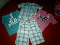 TAO polo rose 10/12ans 3€50 - chemise 12 ans  alzo59