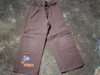 autre vue du pantalon spiderman 4ans ellanoyatite