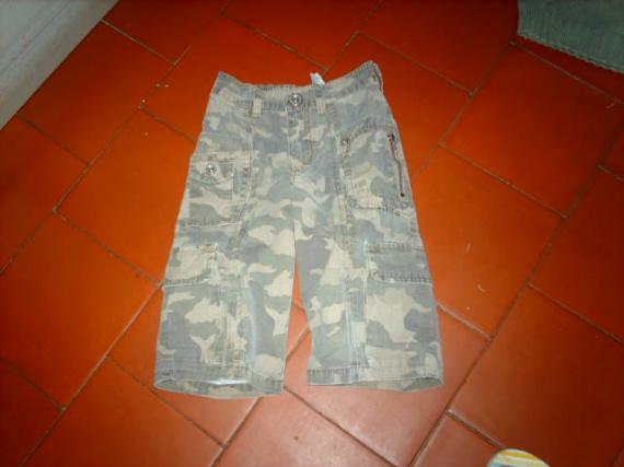 bermuda style camouflage 4ans kati33