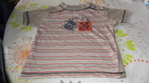 t shirt 5ans celiantine