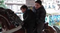 marché de noel des enfants à colmar 20/12/2011