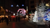 les rues de Mulhouse