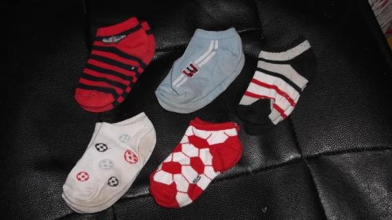 lots de chaussettes basses 23/24 alison 4518