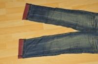 devant du jean