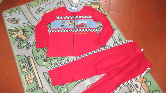 pyjama cars 6ans selv59