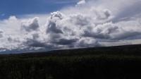le ciel de chez nous ...