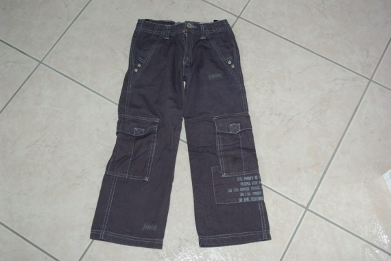 pantalon gris-tao-6ans 3e alison4518