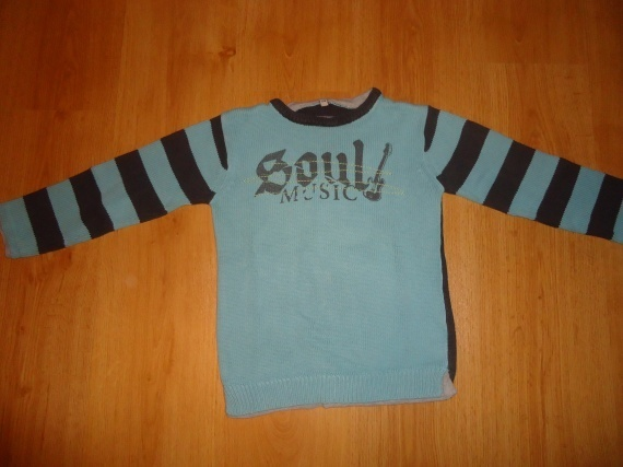 pull captain-tortue-5ans- 2€50 alison4518
