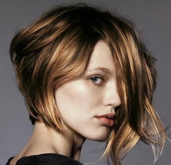 Alanamareva » photos » photos de coiffures » carré long devant