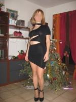 robe noire. (10)