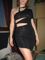 robe noire. (15)