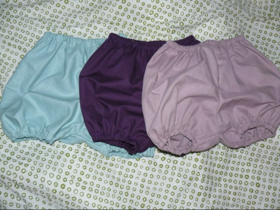 3 bloomers