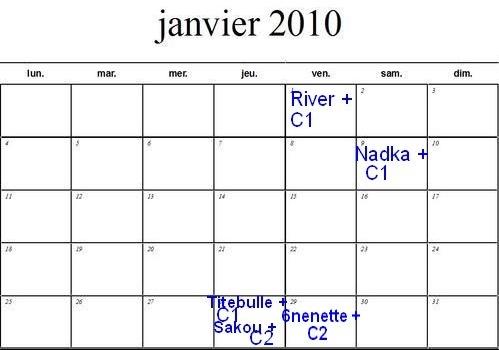 0JANVIER-2010