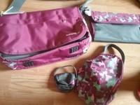 Sac de voyage avec sac refregirant
