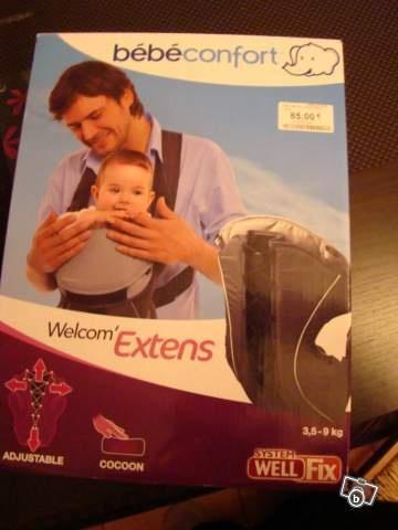 Porte Bébé Welcom'Extens de Bébé Confort