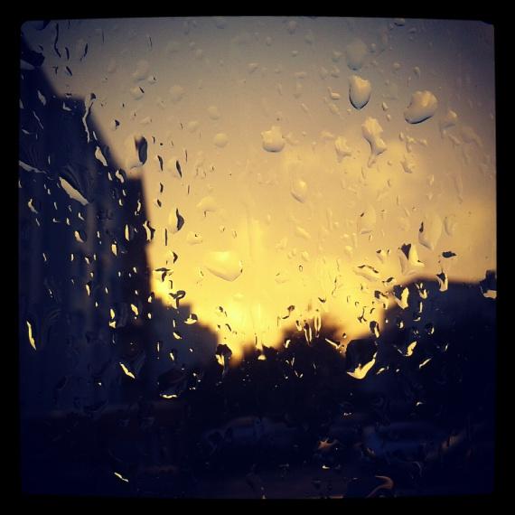 Pluie & Lumière.
