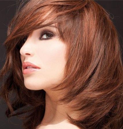 Couleur de cheveux pour brune peau claire