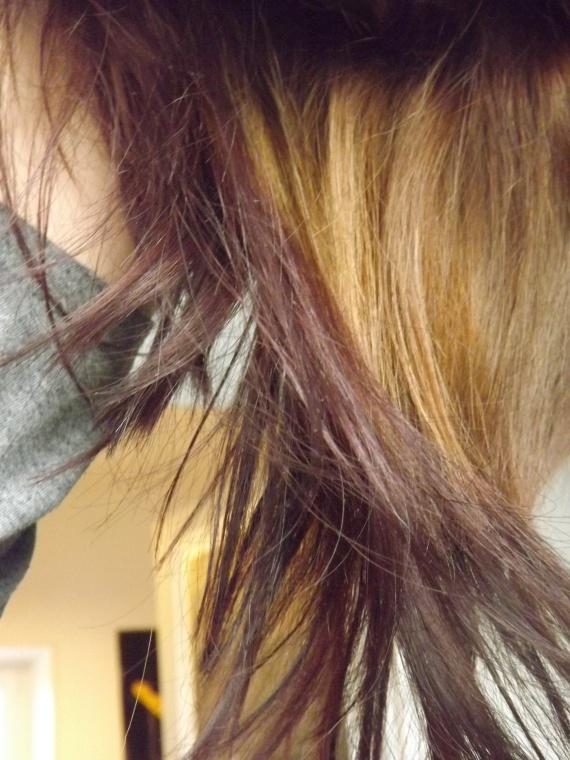 le topic des cheveux rose violet bleu vert etc page 11 coiffure et coloration. Black Bedroom Furniture Sets. Home Design Ideas