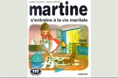 martine vie maritale
