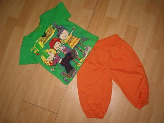 reste que le pantalon neuf avec étiquette 18 mois