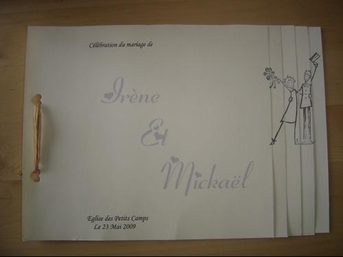 livretmesseenescalier2 - Exemple De Livret De Messe Mariage