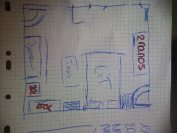 projet chambre