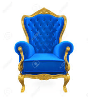 trône