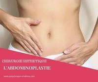 CHIRURGIE ESTHETIQUE-L'Abdominoplastie