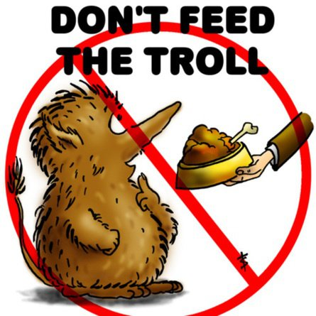 Dont-feed-the-Troll