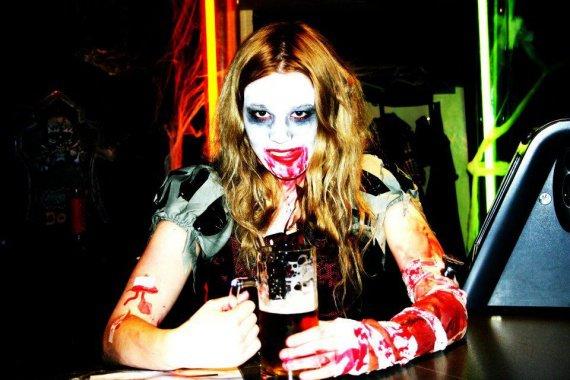 Halloween 2011 Monthey
