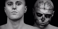 Video-Rick-Genest-Maquillage