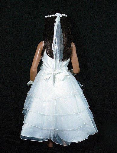 Robe de demoiselle d'honneur modèle 2
