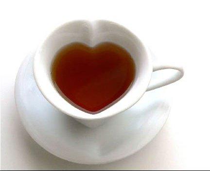 thé coeur