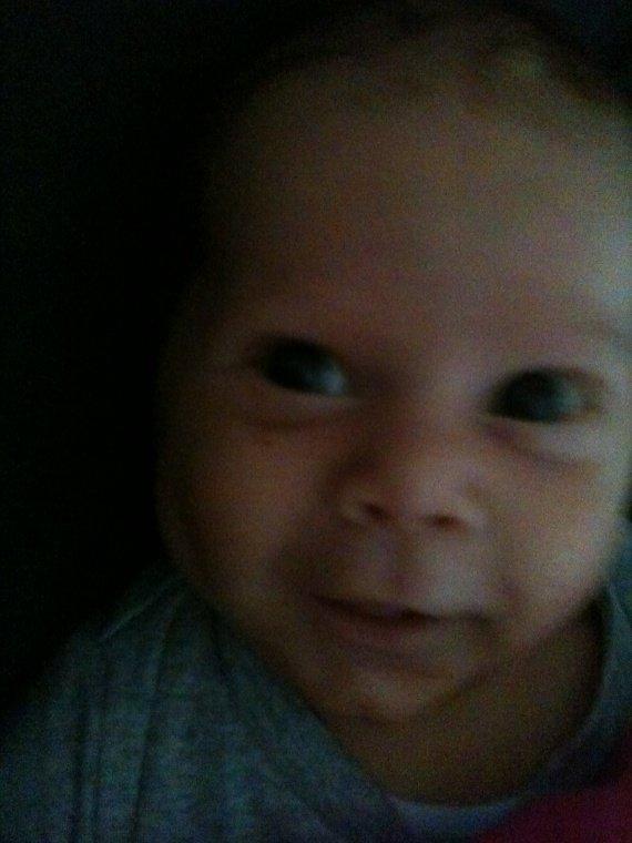 akil et son joli sourire - 7 mai 2012