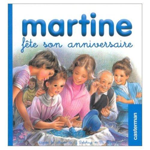 martine anniversaire