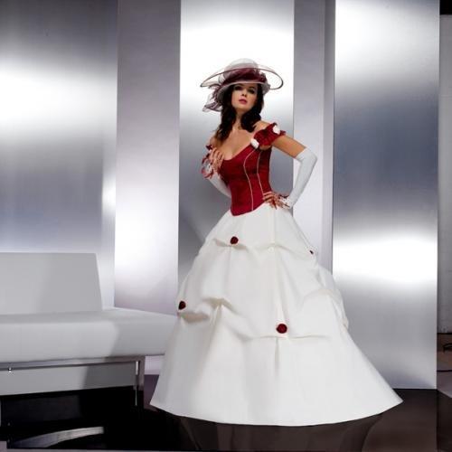 model robe