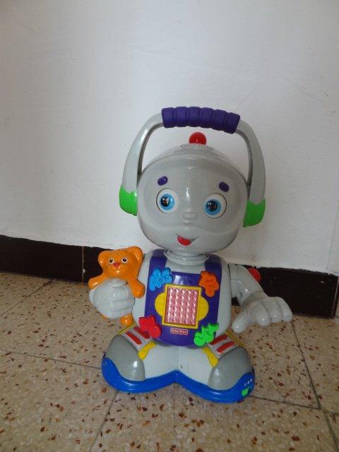toby le robot 12e tbe