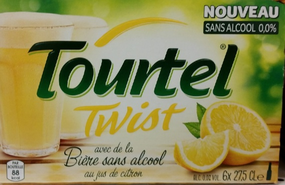 Tourtel twist citron 0,0